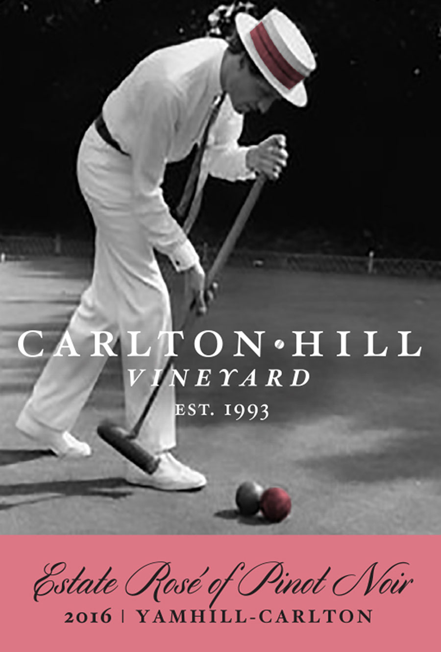Carlton Hill Estate Rosé of Pinot noir 2016